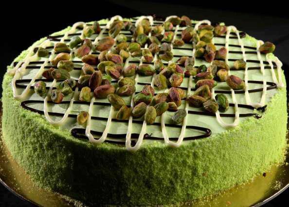 Super Torta alla crema di pistacchio | Patatefritte PI56