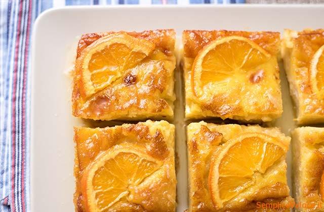 Dessert con yogurt al gusto di arancia patatefritte for Cucinare yogurt greco
