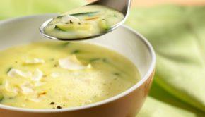crema zucchine