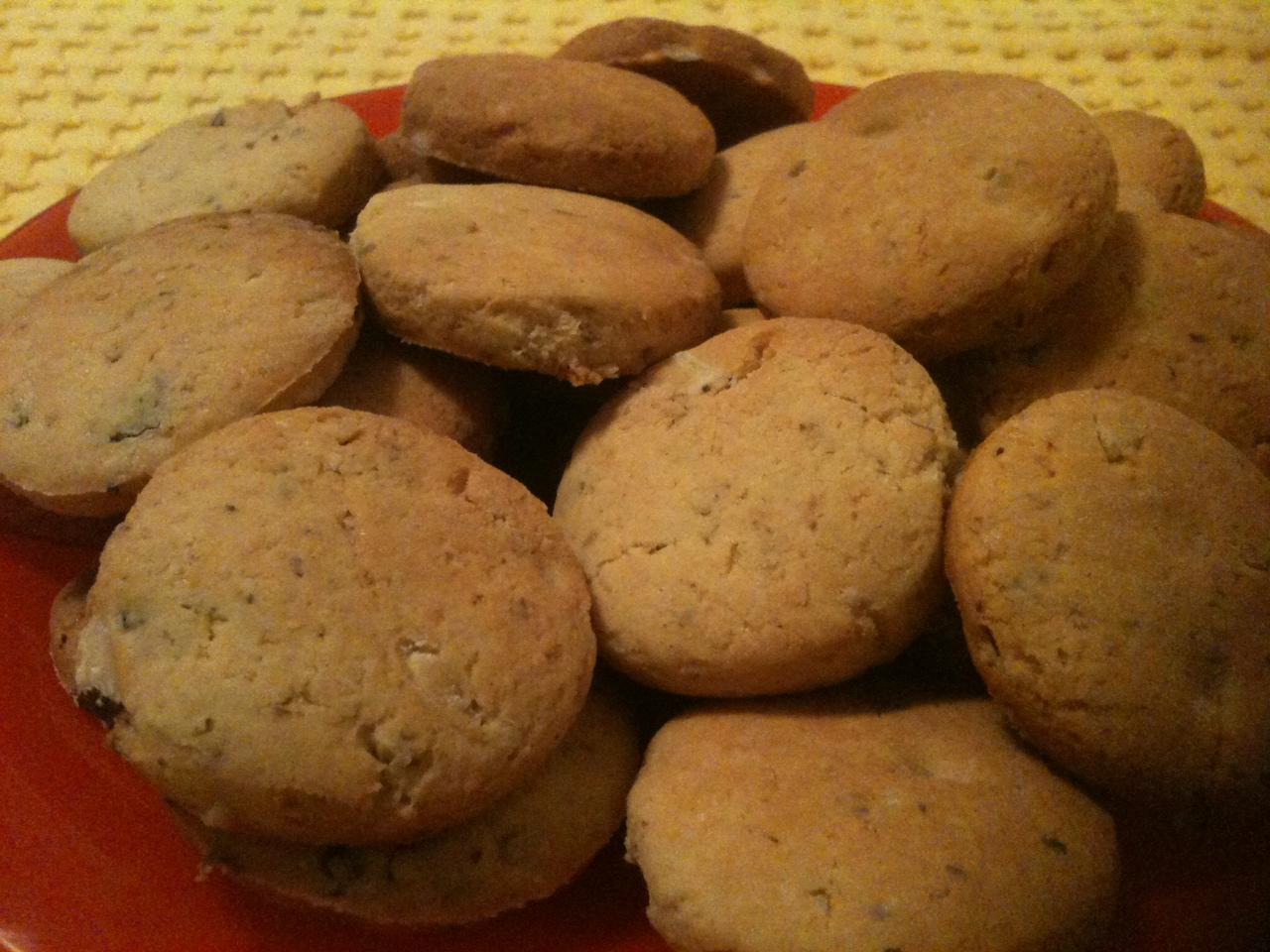 Biscotti con farina di ceci   Patatefritte