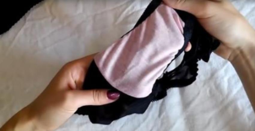 Svelati la tasca delle mutandine femminili e i segreti for Oggetti casa strani